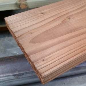 Platowood Vuren P05 geschaafde plank 18x140x4200mm