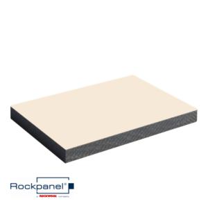 Rockpanel Uni RAL 9001 Crème wit 3050x1200x06mm
