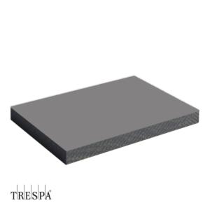 TRESPA® A2151 enkelzijdig 3650x1860x8mm Middel Grijs Satin