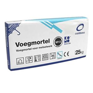 Voegmortel middengrijs VH35 kleur 2012 zak à 25kg