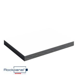 Rockpanel Uni RAL 9010 Gebroken Wit 3050x1200x06mm