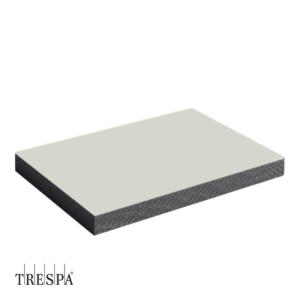TRESPA® A0310 enkelzijdig 3050x1530x6mm Pastel Grijs Satin