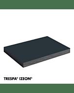 TRESPA® IZEON® RAL 7016 enkelzijdig 305x153cm Antracietgrijs