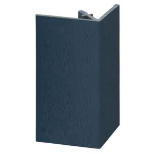 Keralit 2812 Staalblauw uitw. rechthoekprofiel  46x46mm
