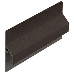 Keralit 2843 Donkerbruin trim/kraal aansluitpr.10mm