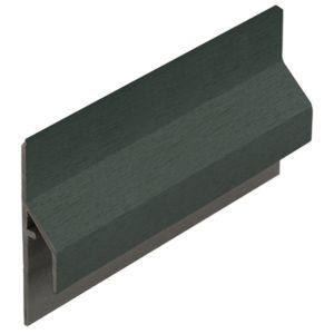 Keralit 2843 Donkergroen trim/kraal aansluitpr.10mm