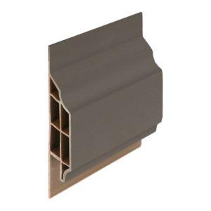 Keralit 2850 Kwartsgrijs sierlijst klassiek 10mm