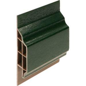 Keralit 2850 Donkergroen sierlijst klassiek 10mm
