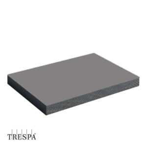 TRESPA® A2151 enkelzijdig 2550x1860x8mm Middel Grijs Satin
