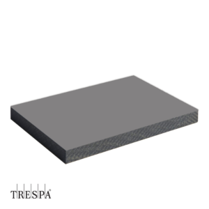 TRESPA® A2151 enkelzijdig 3050x1530x8mm Middel Grijs Satin