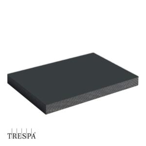 TRESPA® A2551 enkelzijdig 2550x1860x6mm Antraciet Grijs Satin