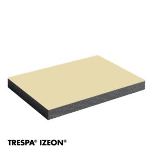 TRESPA® IZEON® RAL1015 enkelzijdig 3050x1530x06mm
