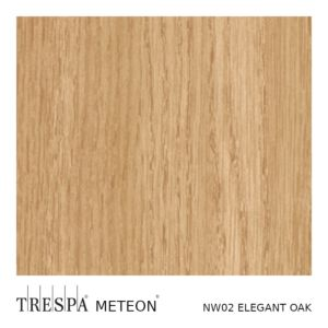 TRESPA® WOOD DECORS NW02 8mm 365x186cm Satin 2-z