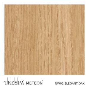 TRESPA® WOOD DECORS NW02 6mm 255x186cm Elegant Oak Satin