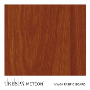 TRESPA® WOOD DECORS NW04 10mm 365x186cm Mat