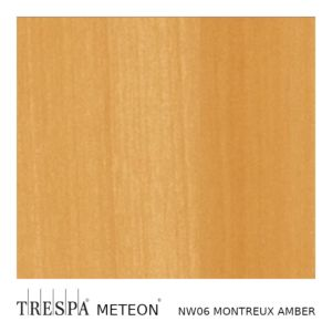 Trespa® Wood Decors NW06 Montreux Amber Satin
