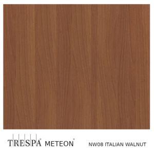 Trespa® Wood Decors NW08 Italian Walnut Mat