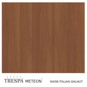 Trespa® Wood Decors NW08 Italian Walnut Satin