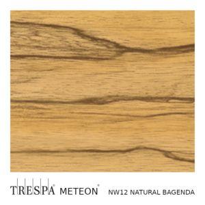 Trepsa® Wood Decors NW12 Natural Bagenda Satin