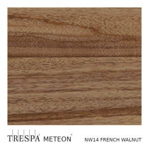 Trespa® Wood Decors NW14 French Walnut Mat