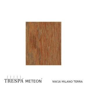 Trespa® Wood Decors NW16 Milano Terra Satin