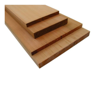Western Red Cedar geschaafd 18x190x4900mm