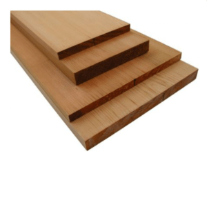 Western Red Cedar geschaafd 28x190x3650mm