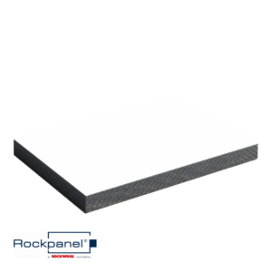 Rockpanel Uni RAL 9010 Gebroken Wit 3050x1200x08mm
