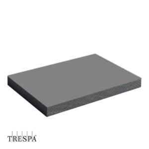 TRESPA® A2151 enkelzijdig 2550x1860x6mm Middel Grijs Satin