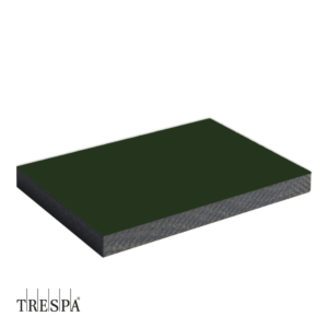 TRESPA® A3481 enkelzijdig 2550x1860x6mm Dennen Groen Satin