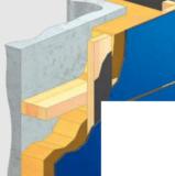 Trespa® monteren voorbeeld van montage met lijm.